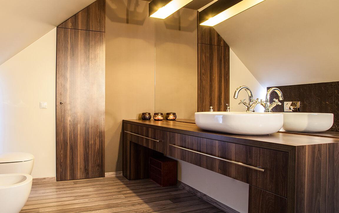 Bathroom Cabinets - DSP Kitchens - Surrey